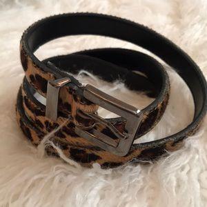 Accessories - ☆ Cheetah print belt ☆